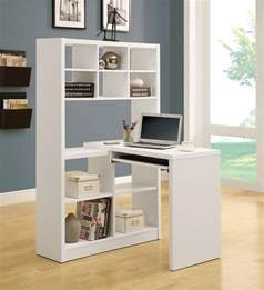 L Shaped Computer Desk With Hutch On Sale 12 Space Saving Designs Using Small Corner Desks