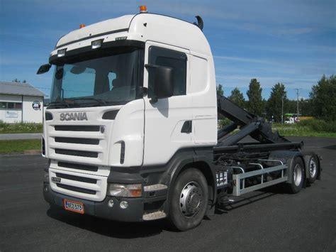 used scania r420 tow trucks wreckers year 2008 price