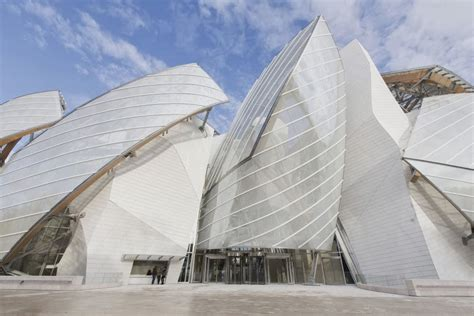 Fondation Vuitton by Louis Vuitton Foundation Frank Gehry