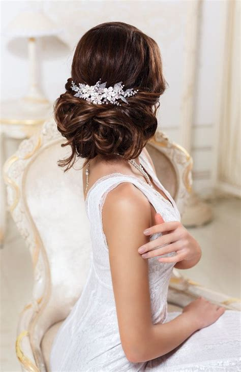 Cheap Vintage Bridal Hair Accessories Uk by Bridal Hair Accessories Etsy Feather Bridal Fascinator