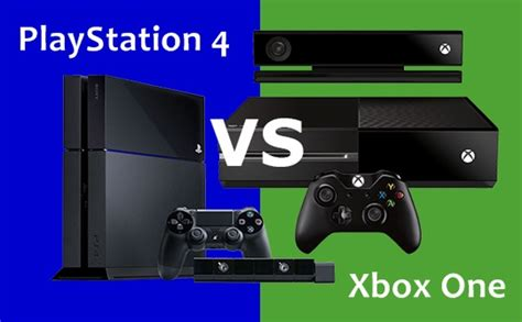 reasons why xbox one is better than ps4 things that makes ps4 better than xbox one pak101