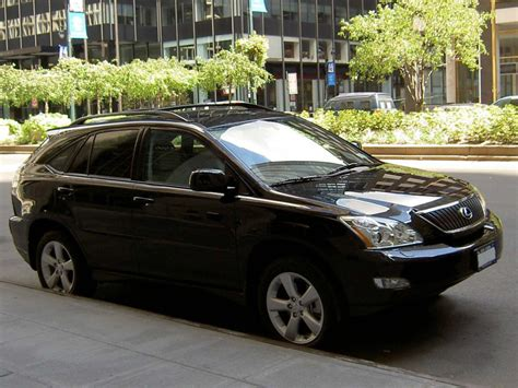 how things work cars 2007 lexus rx electronic toll collection file 2nd lexus rx jpg wikimedia commons