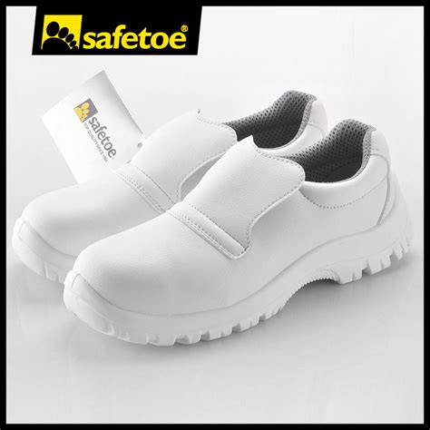 Sepatu Safety Cofra calzado de seguridad mujer barato