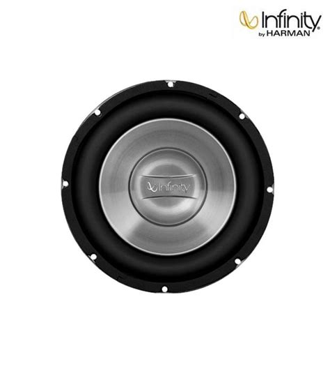 Subwoofer Infinity 10 Single Coil infinity reference 1062w 10 inch dual voice coil subwoofer buy infinity reference 1062w