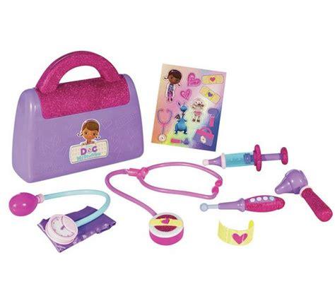 Dokter Set Doc Mcstuffin buy doc mcstuffins doctors bag set at argos co uk your