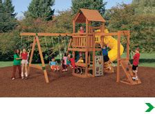 menards swing set accessories swing sets playsets at menards