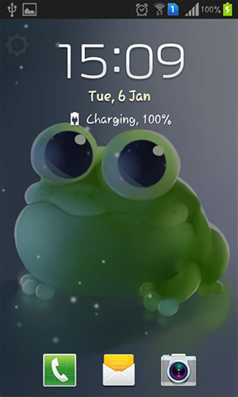wallpaper apple frog apple frog pour android 224 t 233 l 233 charger gratuitement fond d