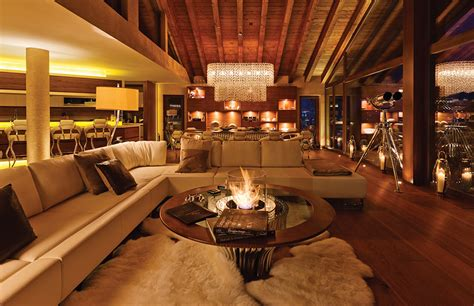 exotic living room l stars dome interiors interior chalet chic interior style the luxpad