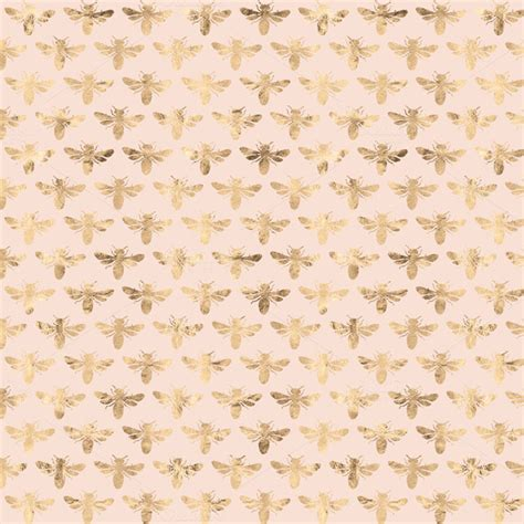 gold rose pattern 8319 busy bee rose gold digital patterns patterns on creative