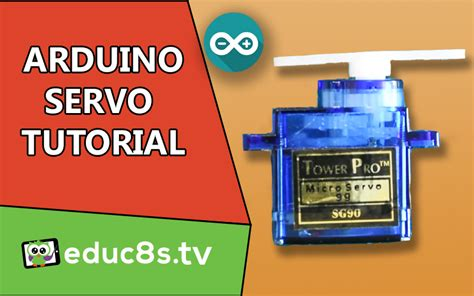 tutorial arduino servo servo archives educ8s tv watch learn build