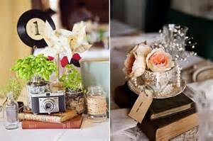 Shabby Chic Wedding Invitations 9 Inspiring Wedding Table Centrepiece Ideas Weddingsonline