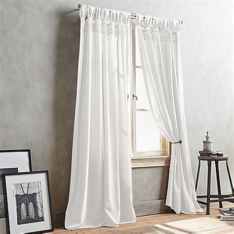 dkny curtains drapes dkny city edition window curtain panel bedbathandbeyond com