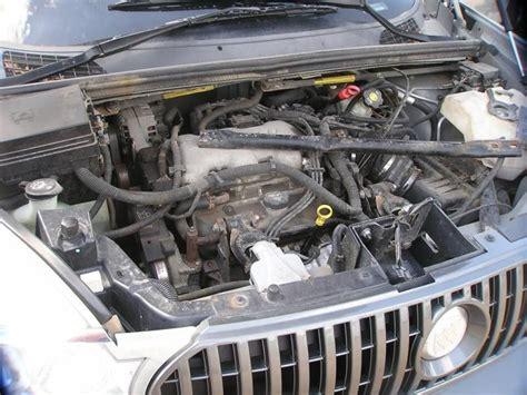 how things work cars 2004 pontiac aztek engine control used 2004 pontiac aztek engine aztek oil pan part 238397 1393 1 p