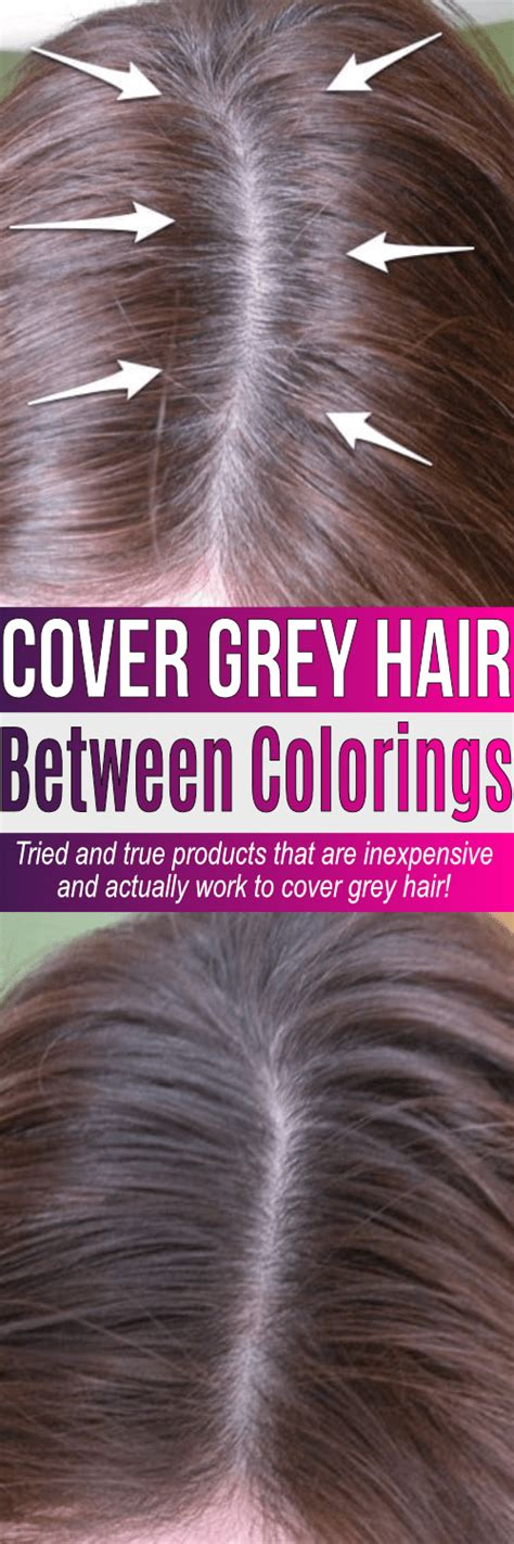 what is the best way to cover gray hair bellatory best way to cover grey hair between colorings under 10