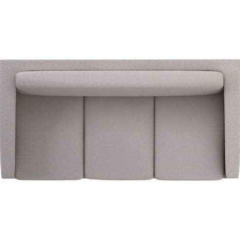 sofa draufsicht cad and bim object mina chair lignevauzelle