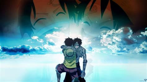 wallpaper handphone one piece one piece luffy and ace wallpapers wallpaper cave
