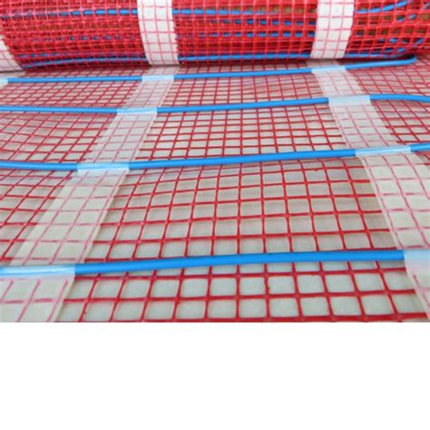 radiant floor electrical warming mats from oem factory