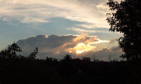 Sunset Garage by Epic Skies Gazzz Garage