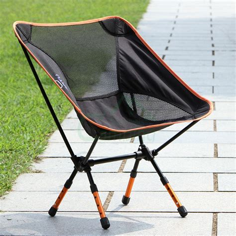 portable folding cing stool chair seat backpack for