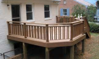 Porch Railing Designs Wooden Terrace Fence Beautiful Addition To Every House