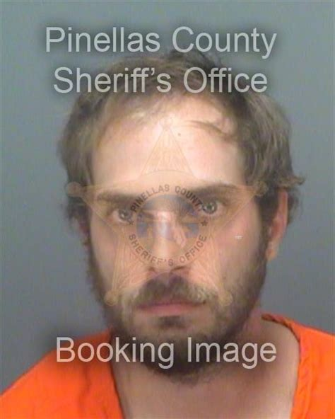 Pinellas County Arrest Records Search Robert Shawn Schaumberg Inmate 1734723 Pinellas County Near Clearwater Fl