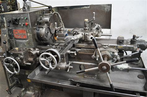 herbert  capstan lathe  sale machinery locatorcom