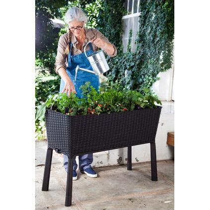 Easy Growing by Vierkantemetertuin Op Voet Keter Easy Growing Planit