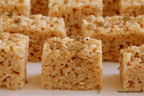 rice krispies treats truffled brown butter rice krispies treats