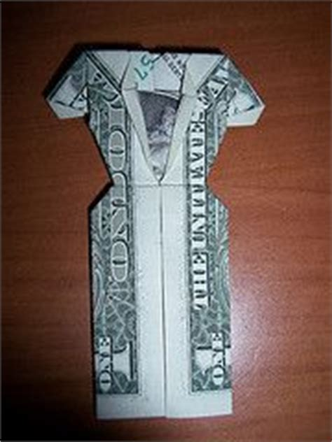 Money Origami Dress - 17 best images about origami money on money
