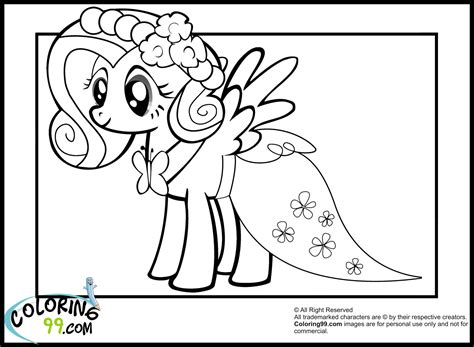 fluttershy my little pony coloring page my little pony my little pony fluttershy coloring pages minister coloring
