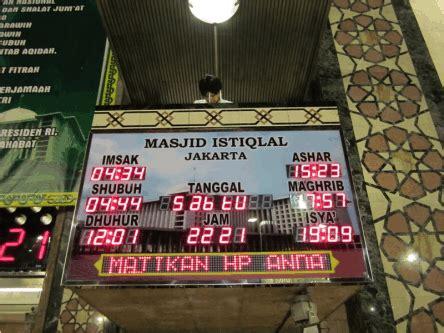 Jam Waktu Sholat Digital Bandung Remote Kbl Suara Mp3 Fitur Lengkap produk terbaru mauquta
