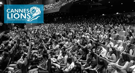 cannes si鑒es cannes lions the spirit of creativity