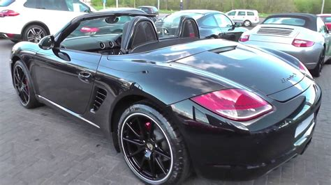 Porsche Boxster Black Edition by Porsche Boxster S Black Edition U5485