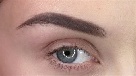 Get Eyebrows how to get eyebrows on fleek without makeup mugeek