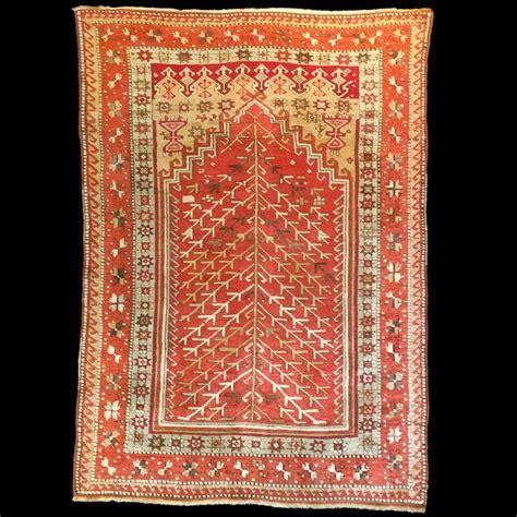 tappeto anatolico tappeto anatolico antico mudjur a preghiera carpetbroker