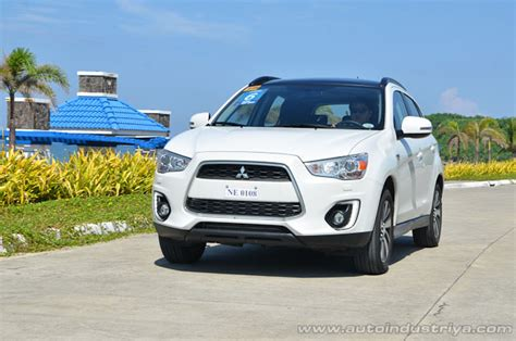 mitsubishi gsr 2017 2015 mitsubishi asx gsr car reviews