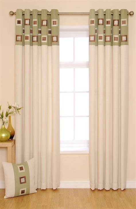 Modern furniture luxury living room curtains ideas 2011