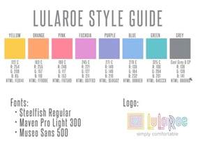 html colors and rgb to create graphics lularoe business