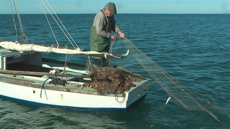 old omen boat r italian net fishing youtube