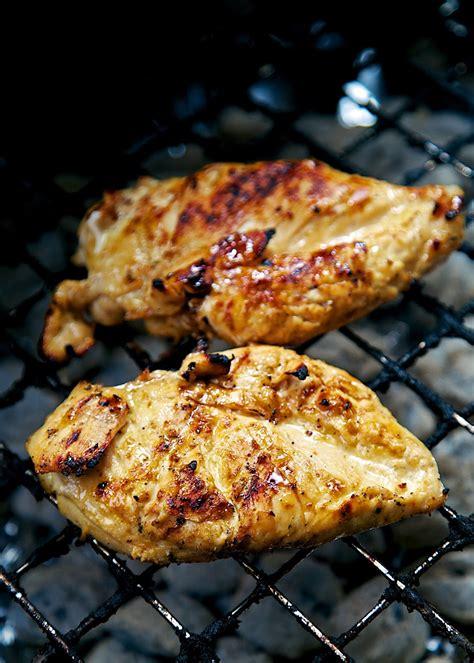 amazing grilled chicken marinade plain chicken