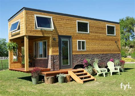 tinny houses tiny house town a tiny house with bike storage