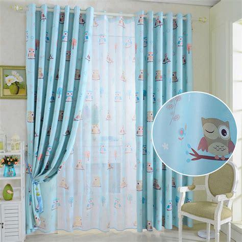 owl curtains uk owl blackout curtain eyelet ring top or hook sheer tulle