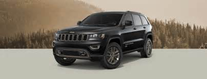 Jeep Grand Charokee 2017 Jeep Grand 75th Anniversary Edition
