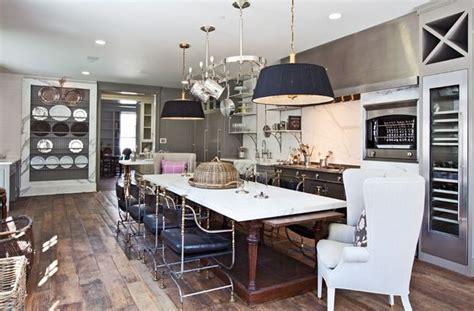 Gwyneth Paltrow Kitchen by Industrial Kitchen Design