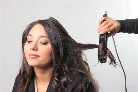 hair the hair straightening