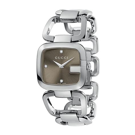 Sale Gucci Azizah Uk 30x15x30cm Limited Stok gucci g gucci stainless steel bracelet ernest jones