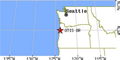 map of otis oregon otis oregon or population data races housing economy