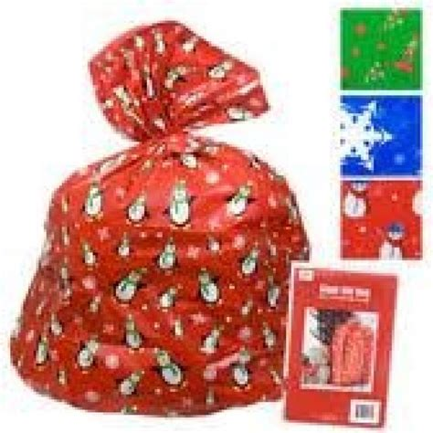 2 pack giant gift bag for wrapping large gifts each bag