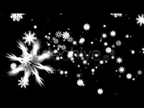 Snow Flakes Falling Looped W Alpha Channel After Effects Templates Youtube Falling Snow After Effects Template