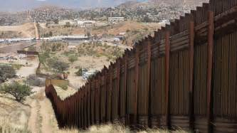 the world s most infamous border walls abc news
